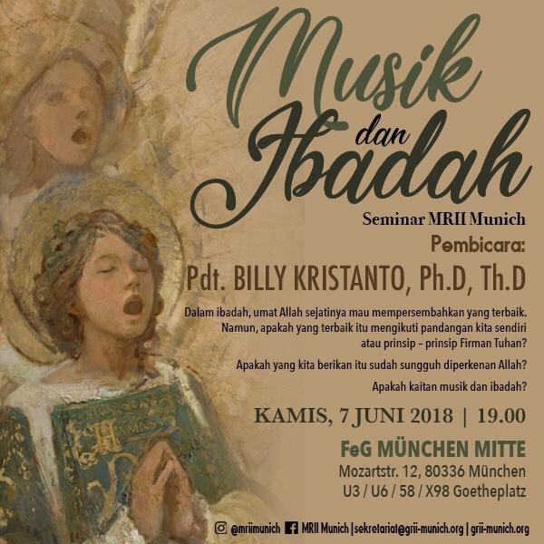 Seminar: Musik dan Ibadah
