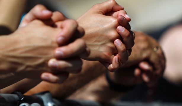 Persekutuan Doa 25 Mei 2018