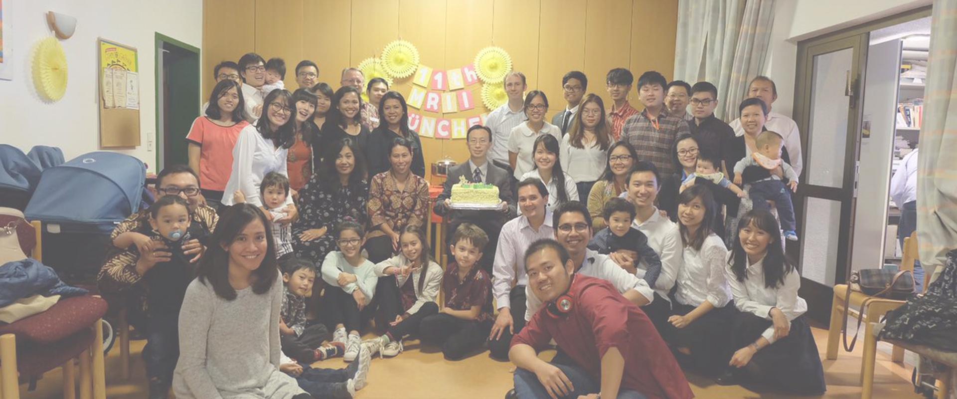 Mimbar Reformed Injili Indonesia – Munich