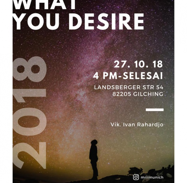 Seminar: You Are What You Desire