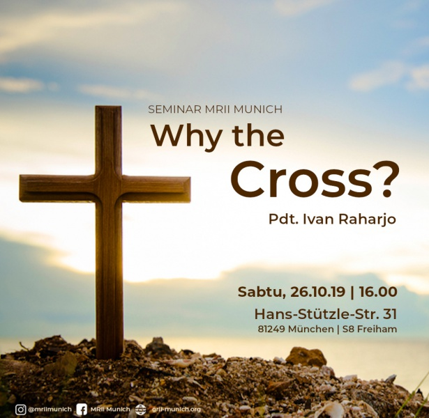 Seminar | Why The Cross?